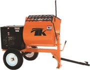 TK Equipment Mortar Mixers